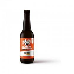 "Session Ipa Craft Beer ""Beach Way Orange"" 33cl - Wackybrew"
