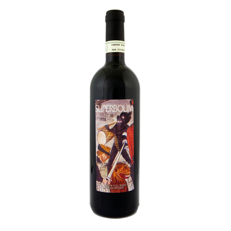 """Langhe Rosso DOC """"Superboum"""" 2012 - Bricco del Cucù"""