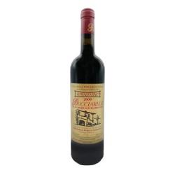 """Toscana Rosso IGT Biologico """"Gandino"""" 2009 - Bucciarelli"""