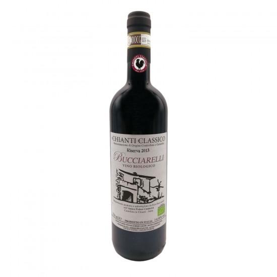 Chianti Classico DOCG Biologico Riserva 2013 - Bucciarelli