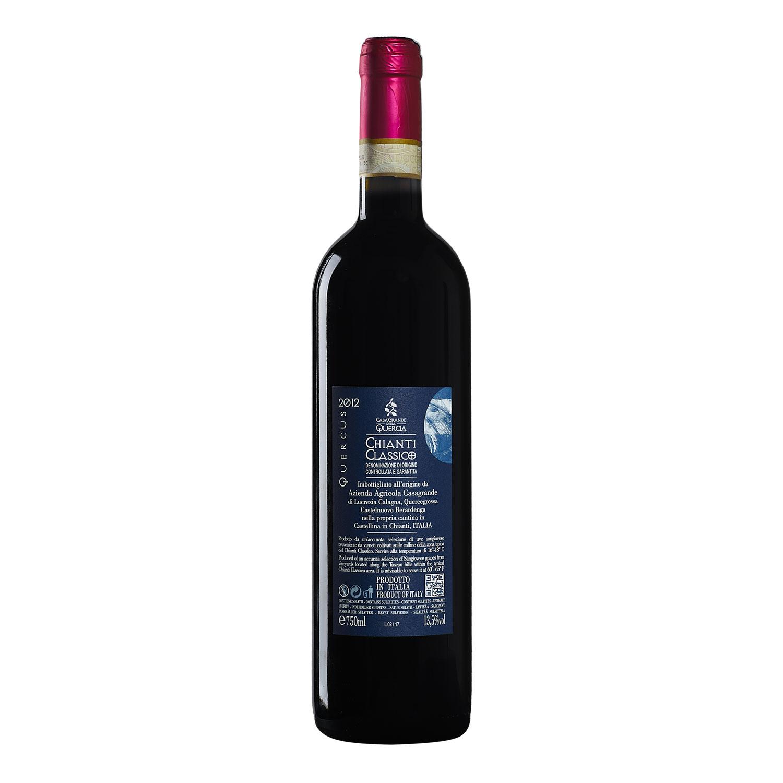 """Chianti Classico DOCG """"Quercus"""" 2012 - Casagrande Della Quercia"""