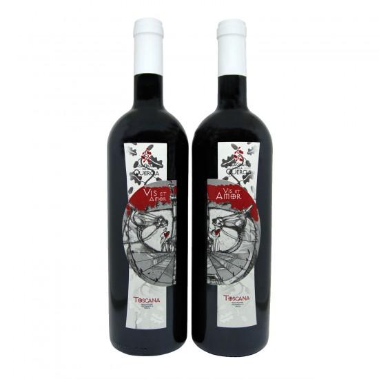 "Toscana IGT ""Vis Et Amor"" 2016 (2 bottles) - Casagrande Della Quercia"