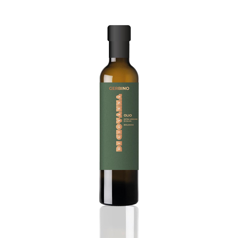 "Organic Extra Virgin Olive Oil ""Gerbino"" - Di Giovanna"