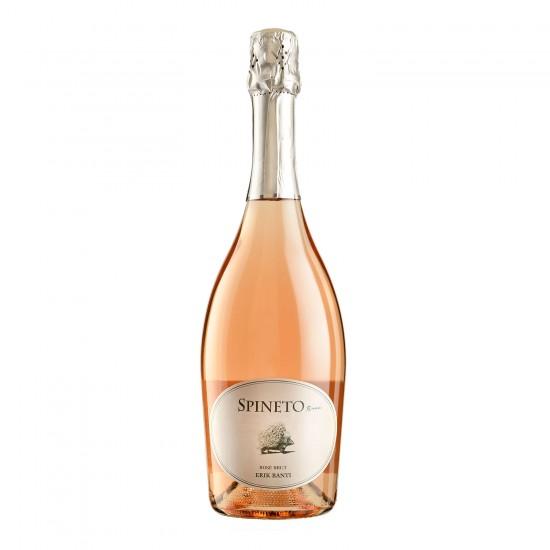 """Spumante Rosé Brut """"Spineto Rosé"""" - Erik Banti"""
