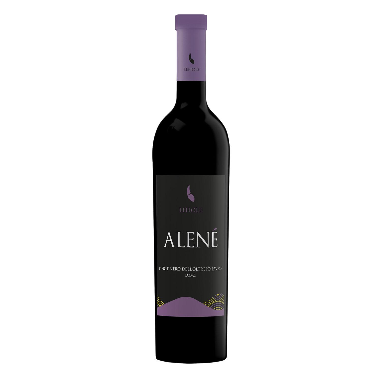 "Oltrepò Pavese Pinot Nero DOC ""Alené"" 2017- Lefiole"