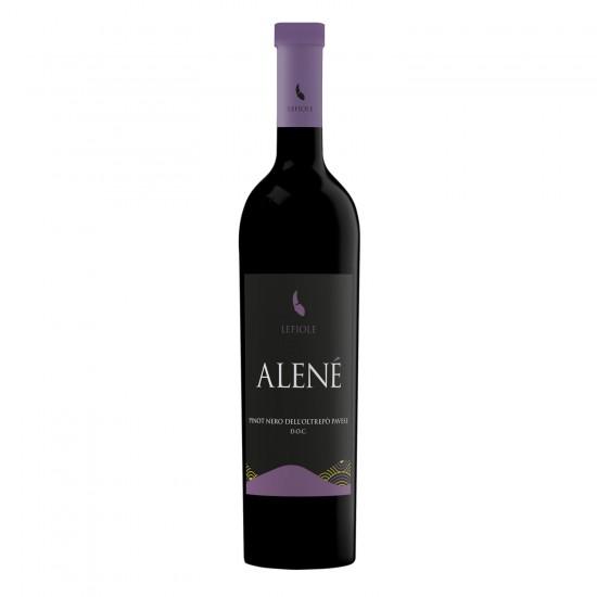 "Oltrepò Pavese Pinot Nero DOC ""Alené"" 2018 - Lefiole"