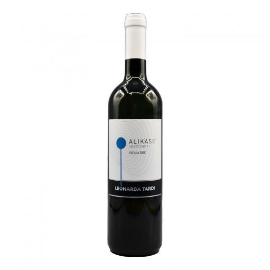 """Chardonnay Sicilia DOC """"Alikase"""" 2018 - Leonarda Tardi"""