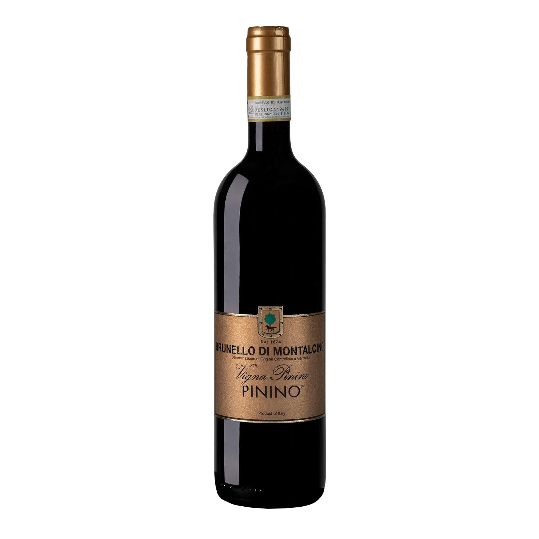 """Brunello di Montalcino DOCG """"Vigna Pinino"""" 2015  - Pinino"""