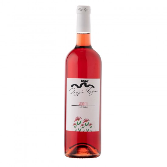 """Toscana IGT Rosé """"Sbiadito"""" 2019 - Poggio Regini"""