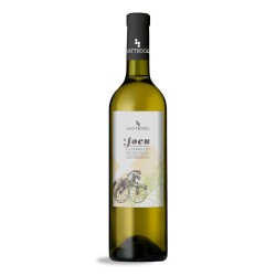 "Catarratto IGT Terre Siciliane Biologico ""Jocu"" 2018 - Quattrocieli"
