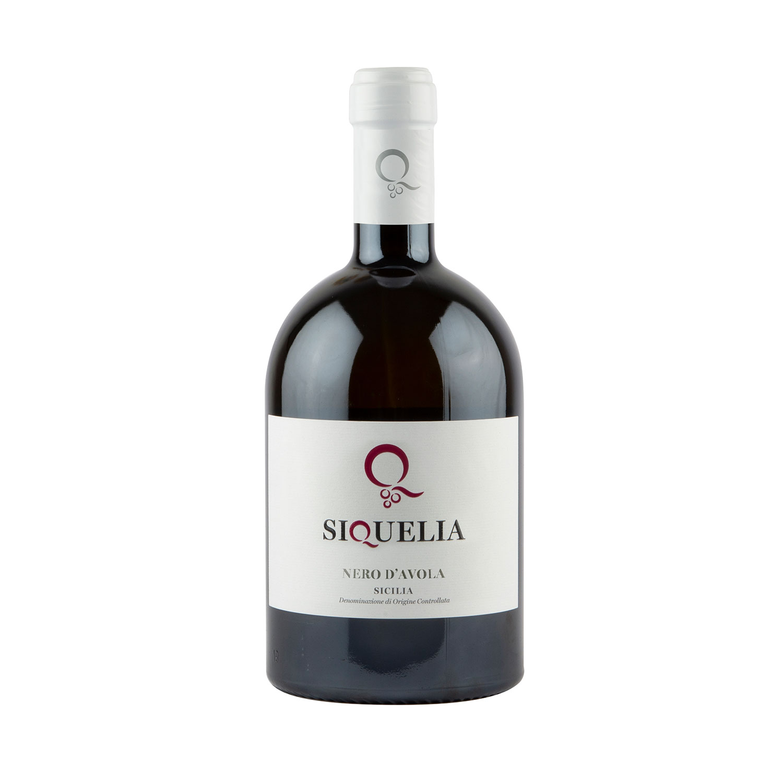 Nero d'Avola Sicilia DOC 2018 - Siquelia