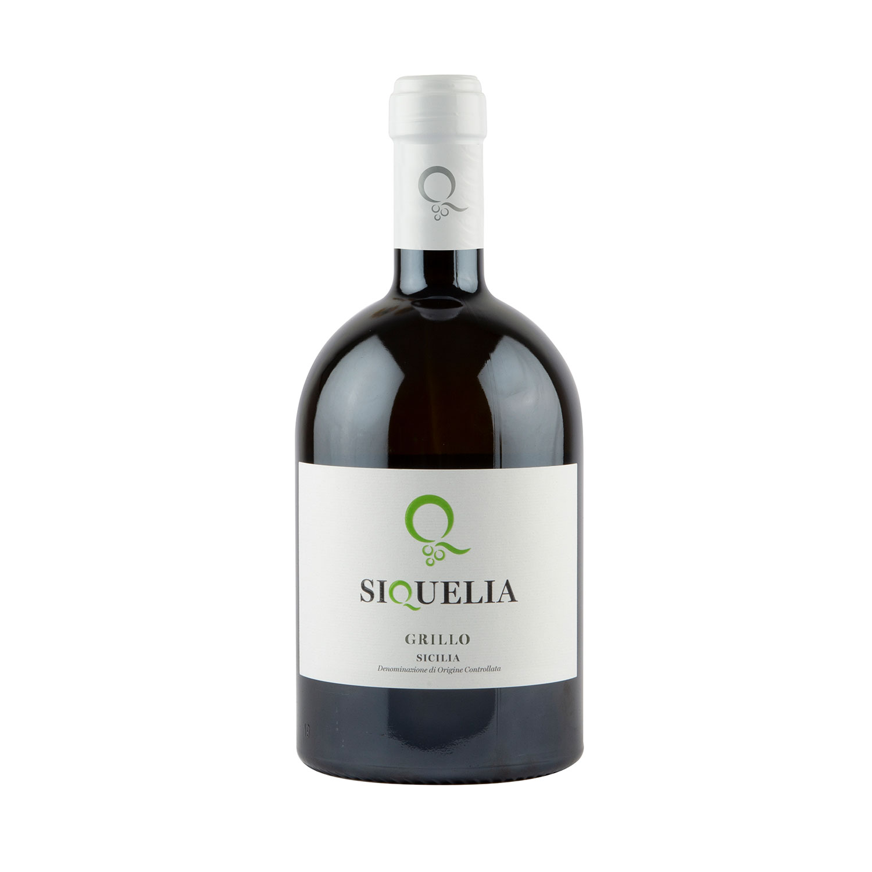 Grillo Sicilia DOC 2019 - Siquelia