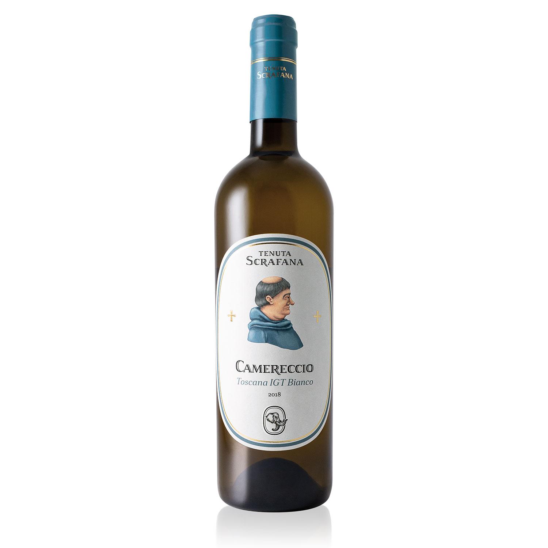"Toscana IGT Bianco ""Camereccio"" 2018 - Tenuta Scrafana"