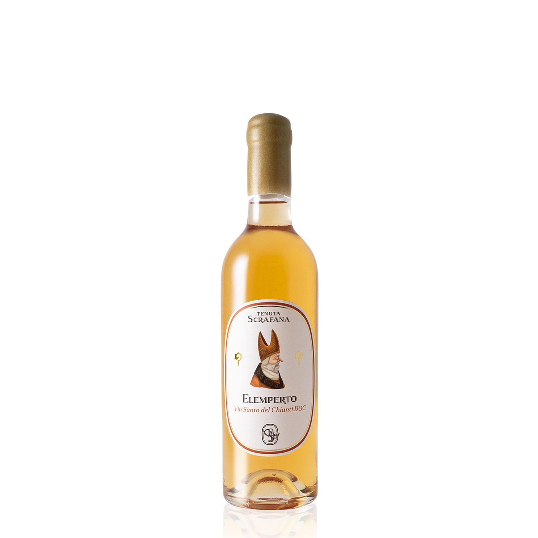 """Vin Santo del Chianti DOC """"Elemperto"""" 2012 - Tenuta Scrafana"""
