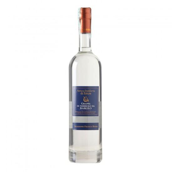 Grappa di Nebbiolo da Barolo - Antica Distilleria di Neive