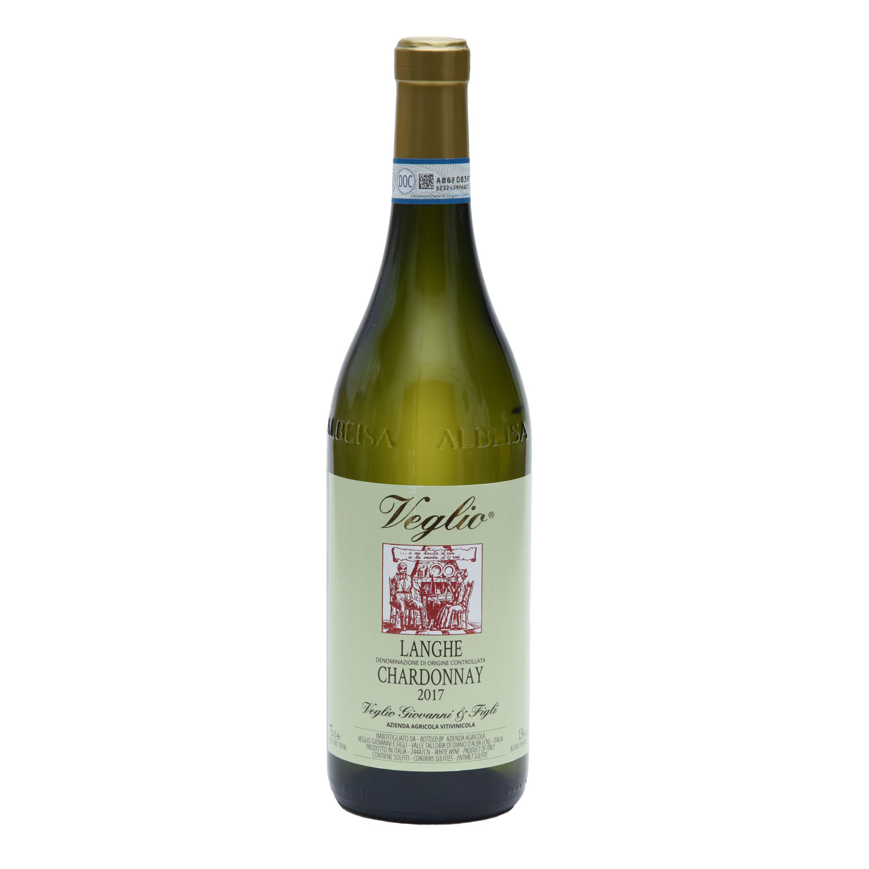 Langhe DOC Chardonnay 2017 - Veglio
